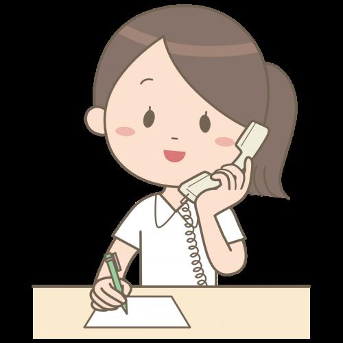 phone-take-notes-nurse